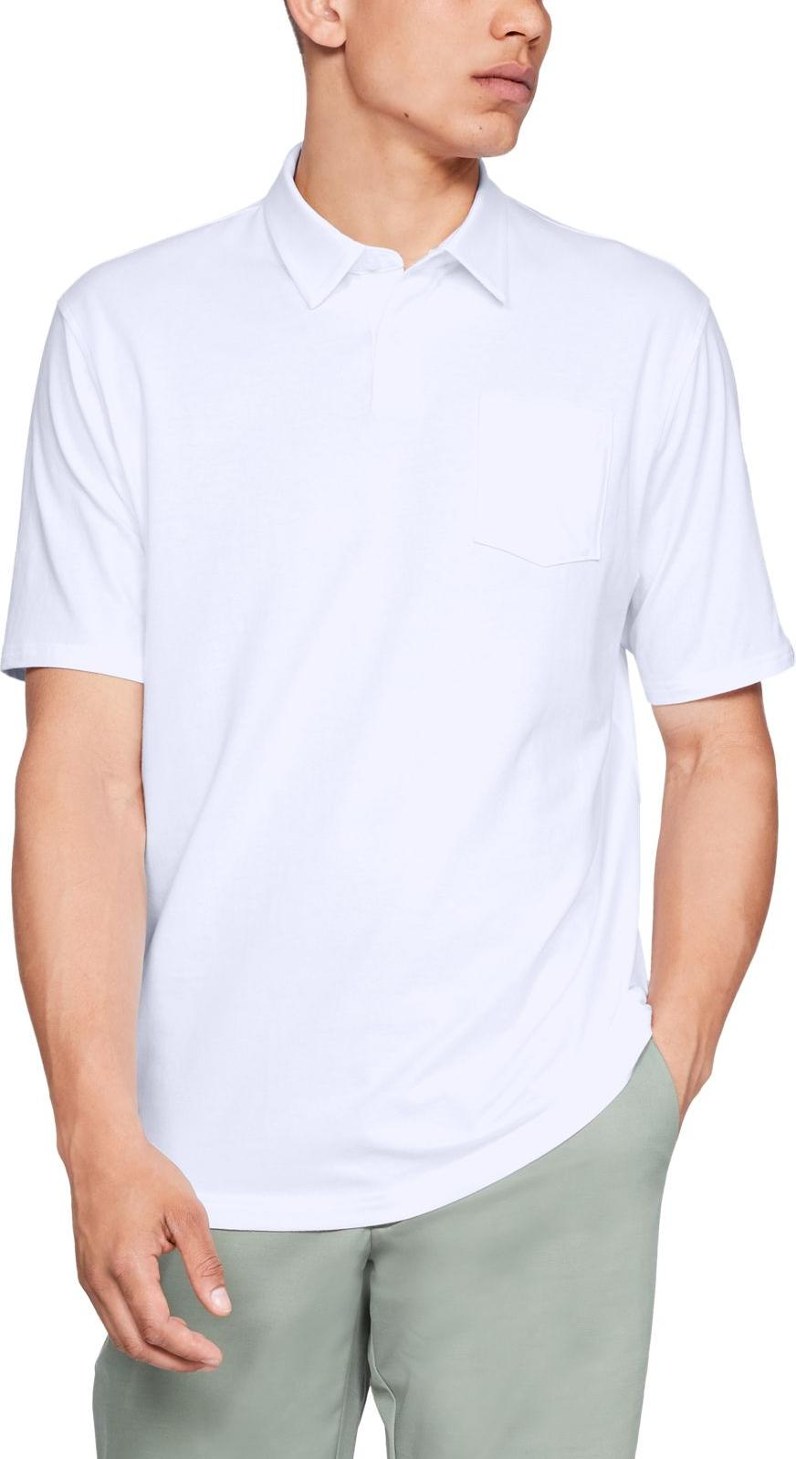 Majica Under Armour Charged Cotton Scramble Polo