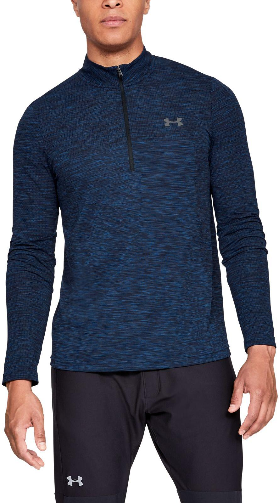 Majica dugih rukava Under Armour Vanish Seamless 1/2 Zip